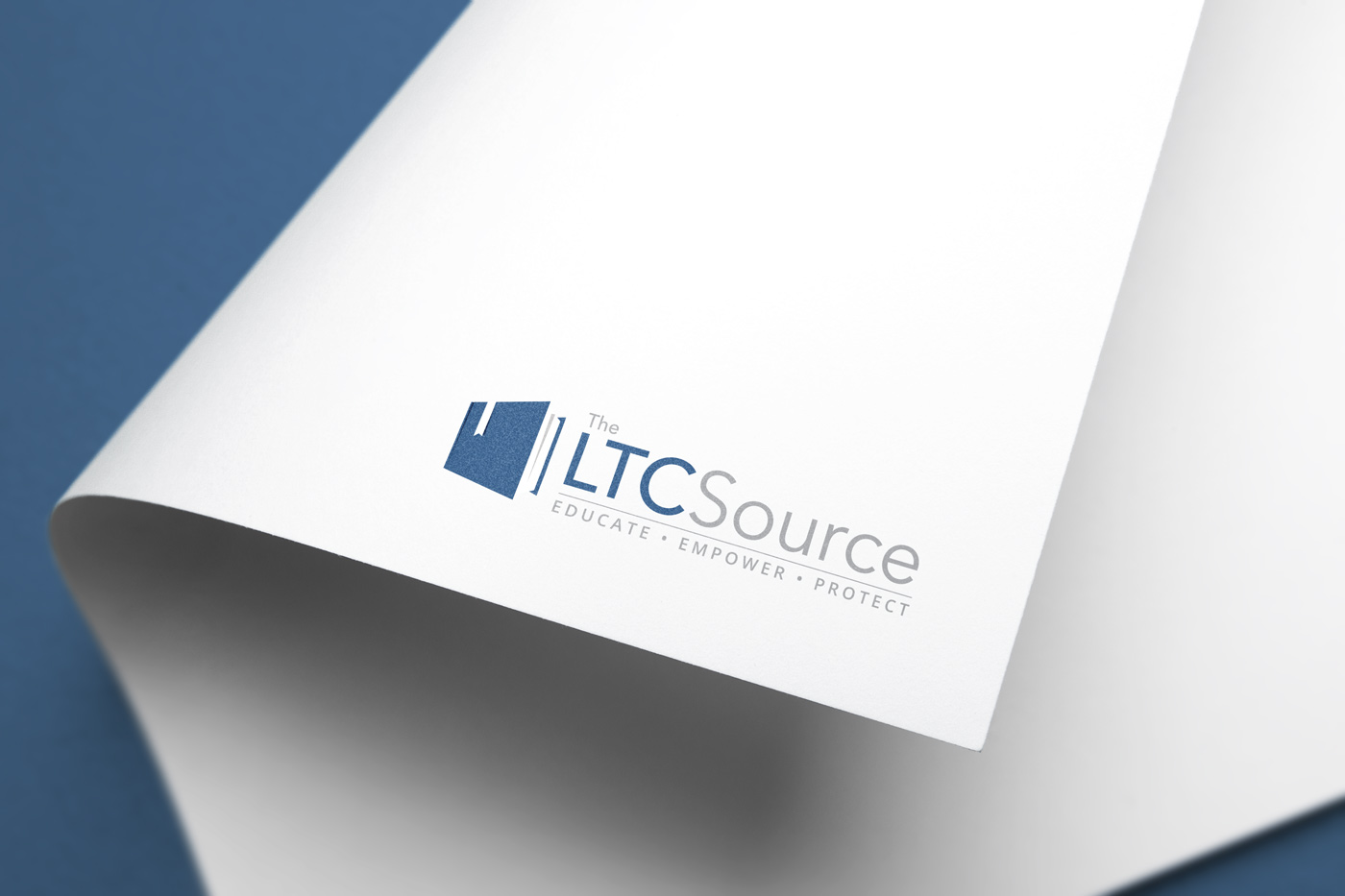 Genworth LTC Source Logo Design